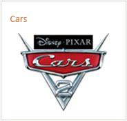 Cars Ürünleri