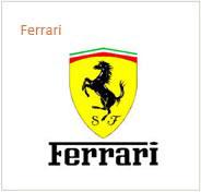 Ferrari Ürünleri