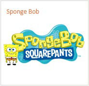 Sponge Bob Ürünleri