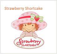 Strawberry Shortcake Ürünleri