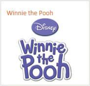 Winnie the Pooh Ürünleri