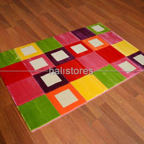 - Çocuk Halısı Renkli Kutular Kids 487 (1)
