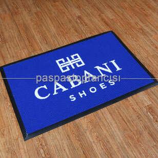 Paspas Toptancısı - Ayakkabı Mağazaları için Logolu Paspas (1)
