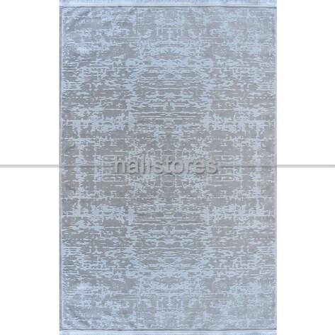 Bahariye Halı - Bahariye Yazlık İnce Mavi Halı Nazenin (1)