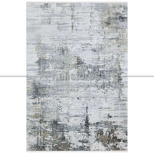 Halıstores - Bambu Halı Fresco 01 Gri-Bej (1)