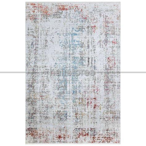 Halıstores - Bambu Halı Fresco 11 Gri-Terra (1)