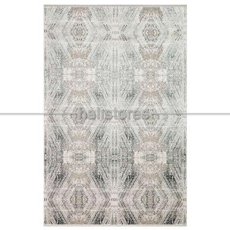 Halıstores - Bambu Halı Fresco 19 Krem Gri (1)