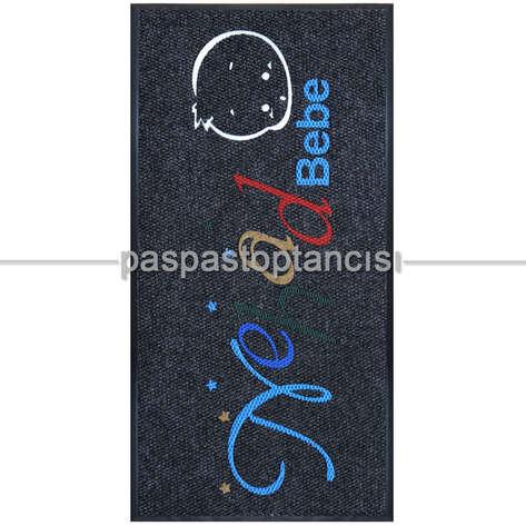 Paspas Toptancısı - Bebek Giyim Firmaları için Logolu Paspas (1)