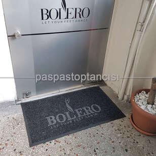 Paspas Toptancısı - Bolero Logolu Halı Paspas (1)