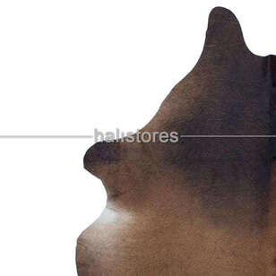 Liviadora - Bufalo Kahve Deri Halı 29204 (1)
