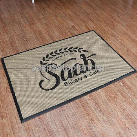 Paspas Toptancısı - Cafelere Özel Logolu Paspaslar (1)