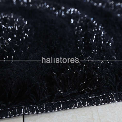 Chilai Home - Chilai Home Akrilik 3lü Klozet Takımı Wave Siyah (1)