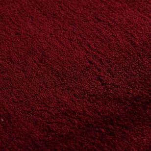 Chilai Home - Chilai Home Akrilik Kırmızı 2li Klozet Takımı Havai (1)