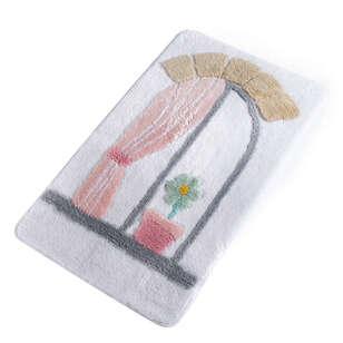 Chilai Home Banyo Halısı Bodrum Beyaz - Thumbnail