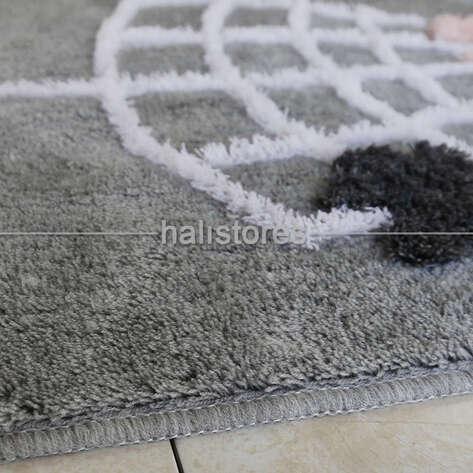 Chilai Home - Chilai Home Banyo Paspası Elbise Gri (1)