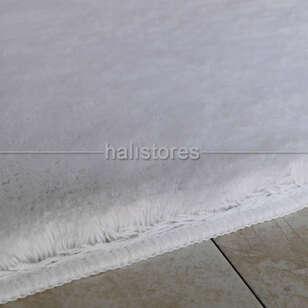 Chilai Home - Chilai Home Beyaz Banyo Halısı Havai (1)