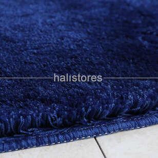 Chilai Home - Chilai Home Koyu Mavi Banyo Halısı Havai (1)