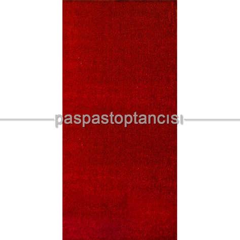 Paspas Toptancısı - Çim Halı 8 mm Kırmızı (1)