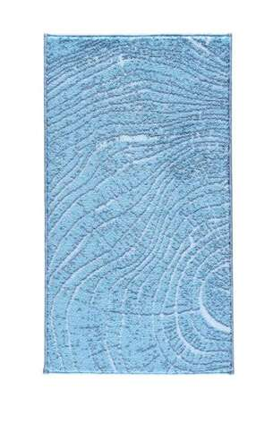 Confetti Halı - Confetti 2li Klozet Takımı Lumber Mavi (1)
