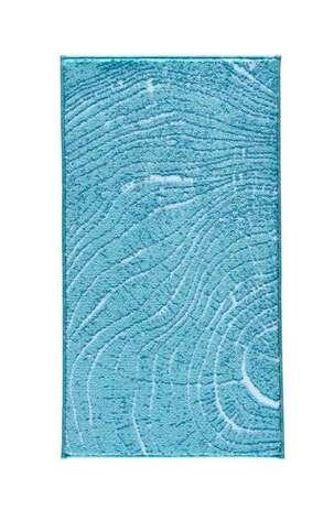 Confetti Halı - Confetti Banyo Halısı Lumber Turkuaz (1)