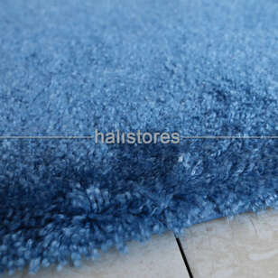 Confetti Halı - Confetti Banyo Halısı Miami Koyu Mavi (1)