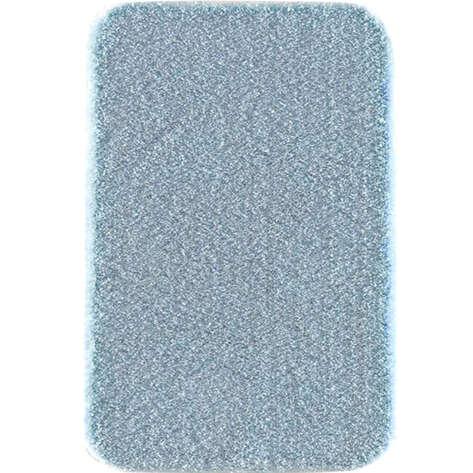Confetti Halı - Confetti Banyo Halısı Miami Pastel Mavi (1)