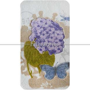 Confetti Halı - Confetti Banyo Halısı Pia Mor (1)