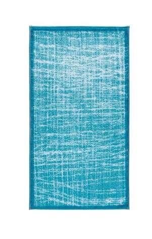 Confetti Halı - Confetti Banyo Halısı Stream Turkuaz (1)