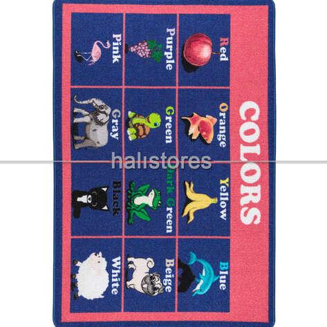 Confetti Halı - Confetti Çocuk Halısı Colors (1)