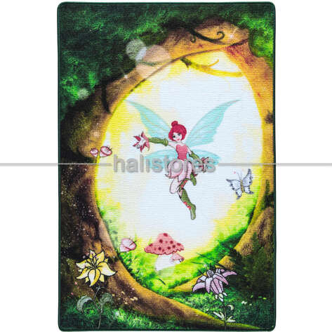 Confetti Halı - Confetti Çocuk Halısı Fairy Forest (1)