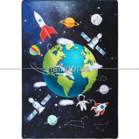 Confetti Halı - Confetti Çocuk Halısı Outer Space (1)