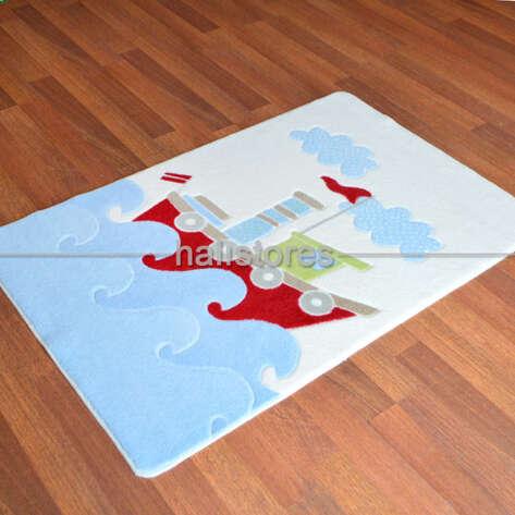 Confetti Halı - Confetti Çocuk ve Bebek Halıları Baby Ship (1)