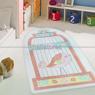 Confetti Çocuk ve Bebek Halıları Happy Cage - Thumbnail