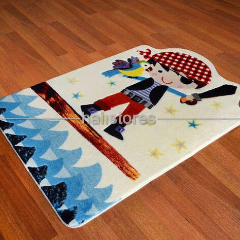 Confetti Halı - Confetti Erkek Çocuk Halısı Parrot (1)