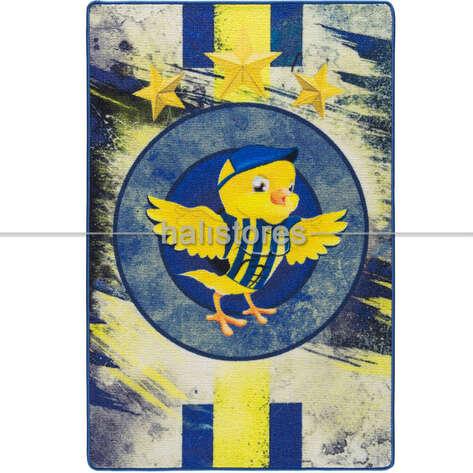 Confetti Halı - Confetti Fenerbahçe Kanarya Çocuk Halısı (1)