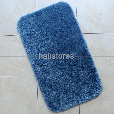 Confetti Halı - Confetti Yumuşak Tüylü Halı Miami Koyu Mavi (1)