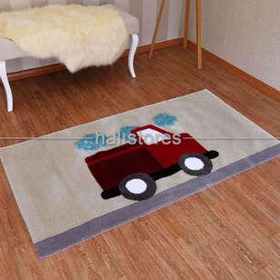 Royal Halı - Custom Design Araba Çocuk Odası Halısı (1)