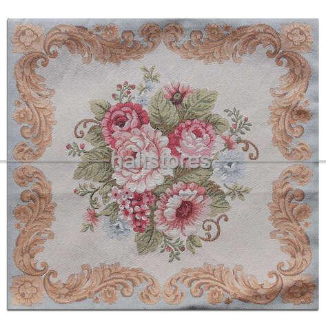 - Dekoratif Goblen Çiçekli Kırlent Beylerbeyi (1)