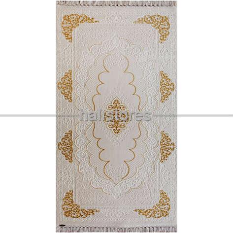 Dinarsu - Dinarsu Altın Renkli Halı Gold GD004 060 (1)