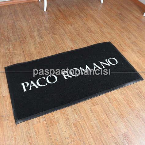 Paspas Toptancısı - Giyim Firmaları için Logolu Koko Paspas (1)