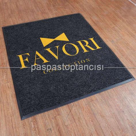 Paspas Toptancısı - Giyim Firmaları için Logolu Paspas (1)
