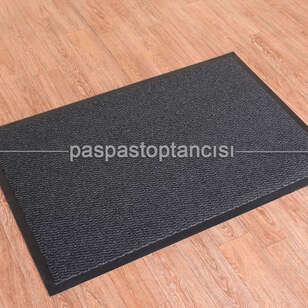 Paspas Toptancısı - Gri Nem ve Toz Alıcı Yolluk Paspas Rapid (1)