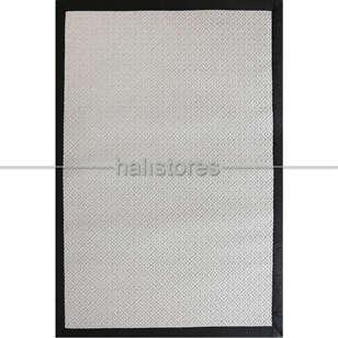 Halıstores - İnce Dekoratif Jüt Kilim Halı Cozy 20984a (1)