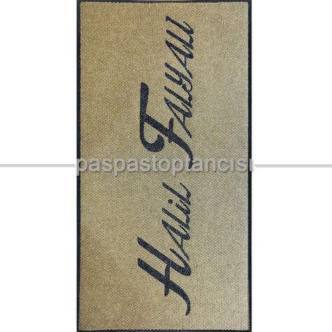 Paspas Toptancısı - İsme Özel Paspaslar (1)