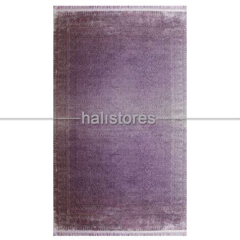 - İthal Halı Color Line 166 Mor (1)