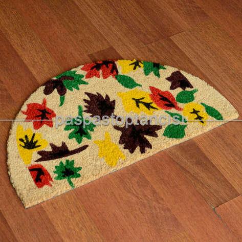 Paspas Toptancısı - Kapı Paspası Yaprak Koko (1)