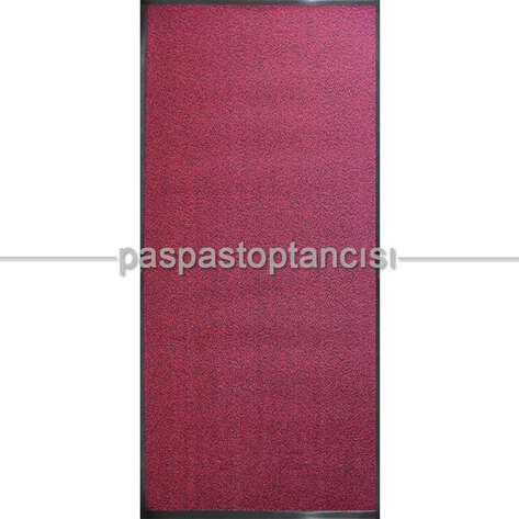 Paspas Toptancısı - Kırmızı Nem ve Toz Alıcı Yolluk Paspas Peru (1)