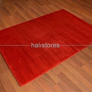Kırmızı Renkli Halı - Thumbnail