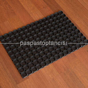 Paspas Toptancısı - Lastik Petek Paspas 40 x 60 cm (1)