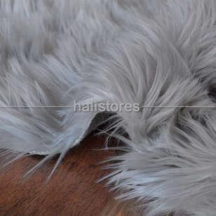 Liviadora Gri Post Halı 90x145 - Thumbnail